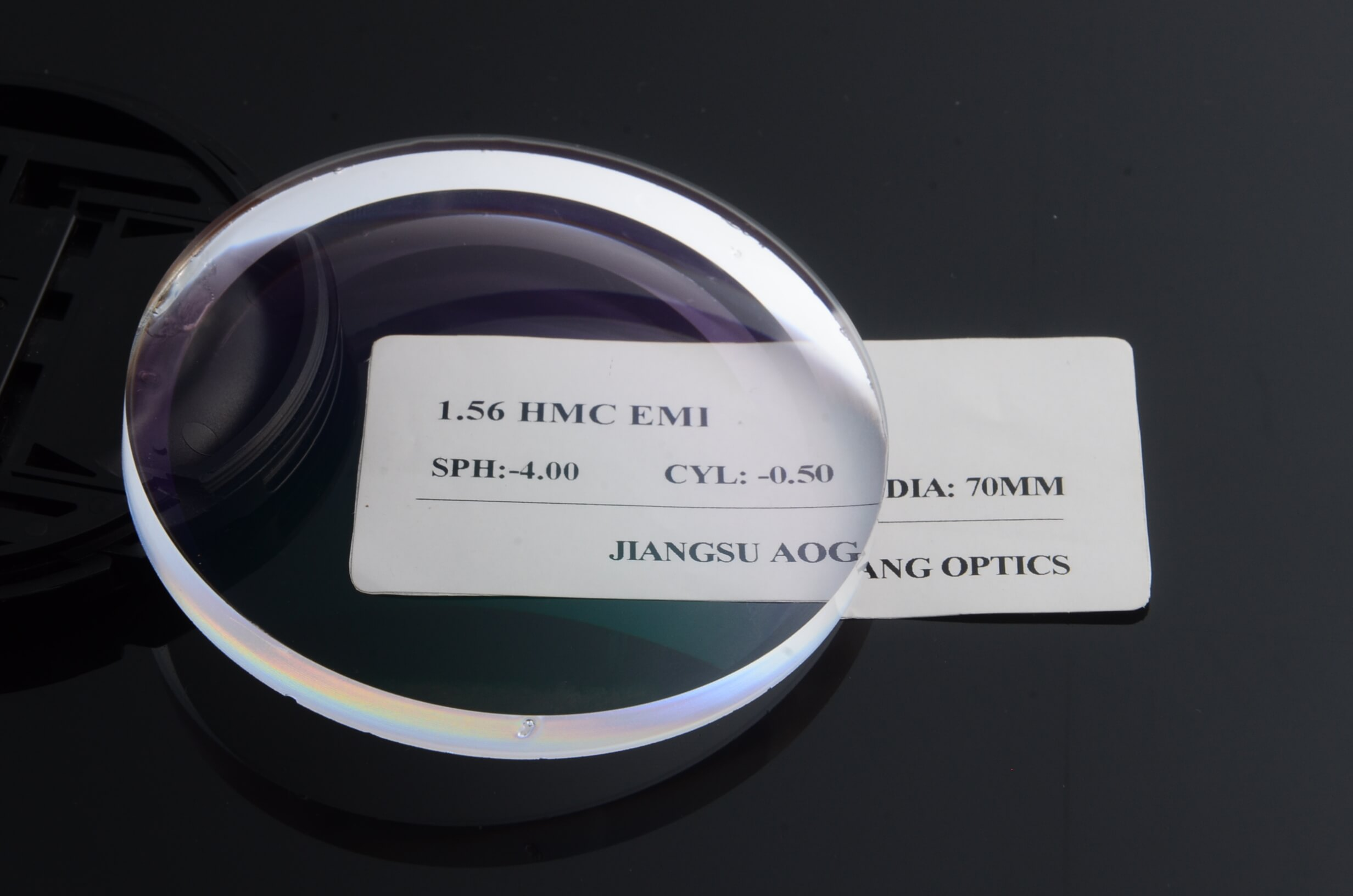Eyeglass Single Vision 1.56 Index Lenses , 65/72mm Diameter 1.56 HMC Lenses
